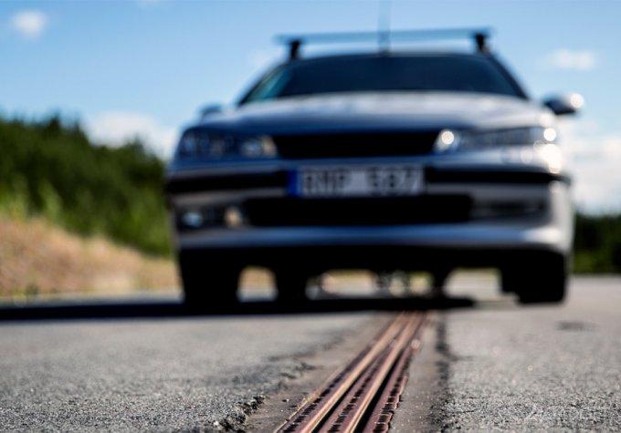 Швеция стала первой страной, где открыли дорогу для зарядки электрокаров