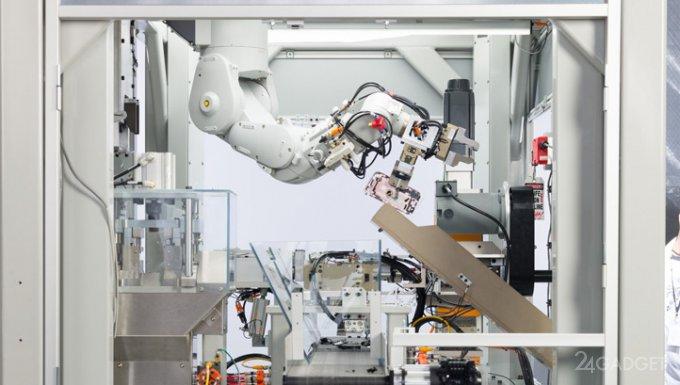 """Робот Daisy — """"потрошитель"""" iPhone (7 фото)"""
