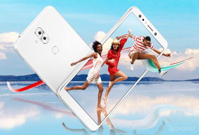 Смартфоны ASUS линейки Zenfone 5 появились в российской продаже (7 фото)