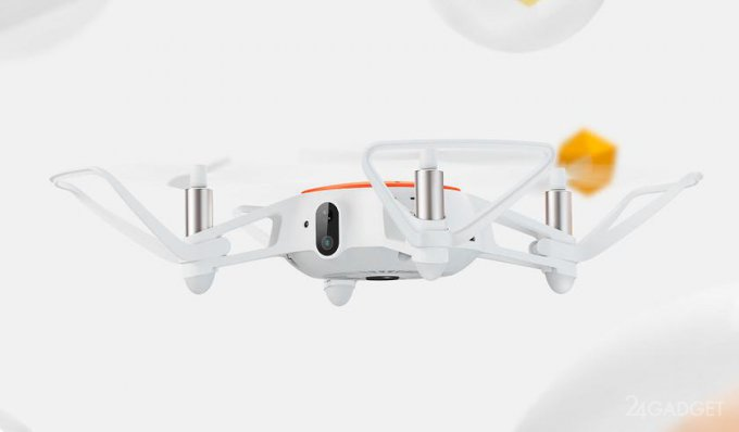 Xiaomi Mitu Mini RC Drone — миниатюрный квадрокоптер за $63