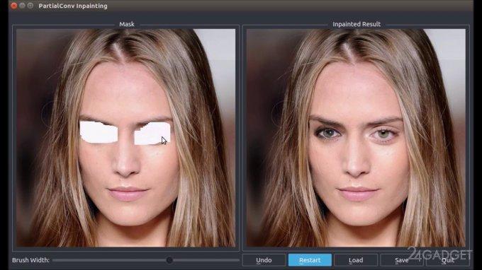 Нейросеть от NVIDIA способна восстановить испорченное фото (6 фото + видео)