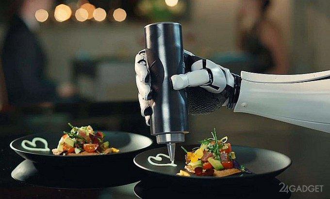 Студенты MIT открыли роботизированный ресторан (5 фото +видео)