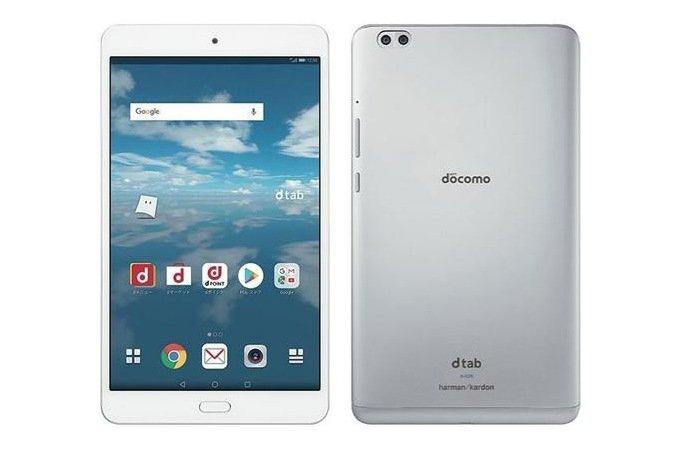 У Huawei появился планшет с двойной камерой