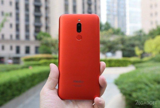 Meizu M6T: бюджетный смартфон с двойной камерой за $125 (9 фото)