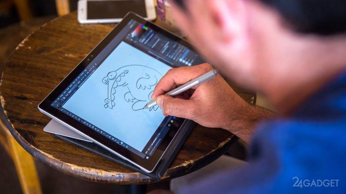 Microsoft заменит Surface Pro 4 с проблемным экраном