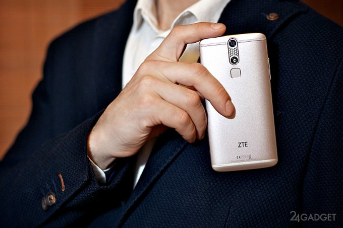 В ZTE задумались о продаже мобильного подразделения (2 фото)