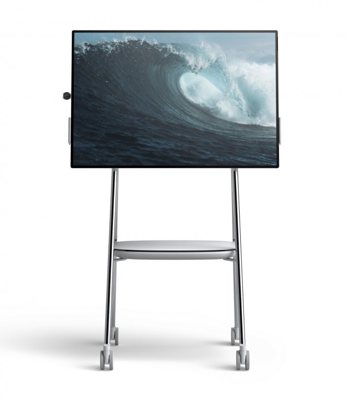 Microsoft Surface Hub 2: 50,5-дюймовый 4К-планшет для офиса (8 фото + видео)