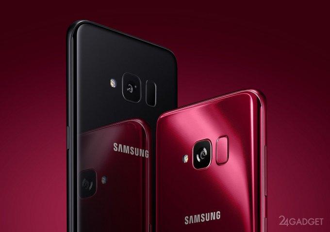 Представлен облегчённый флагман Samsung Galaxy S Light Luxury Edition (9 фото)