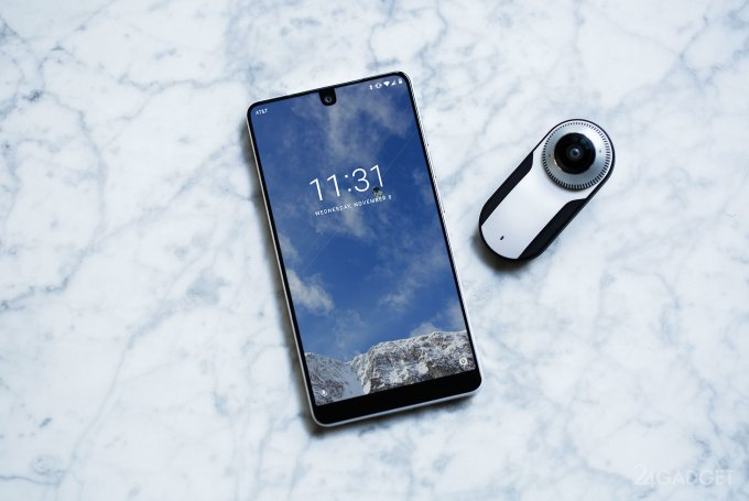 Выход второго поколения Essential Phone под вопросом (2 фото)