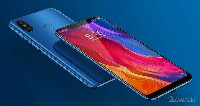 Xiaomi представила три флагмана: Mi 8, Mi 8 SE и Mi 8 Explorer Edition (16 фото)