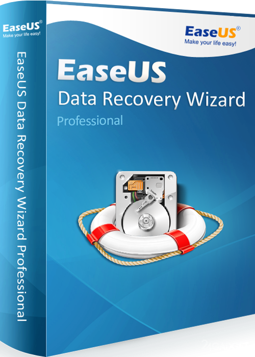 EaseUS Data Recovery Wizard Professional - профессиональное восстановление данных