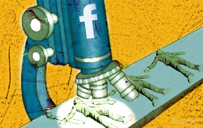 Facebook раскрыл все способы сбора данных о пользователях