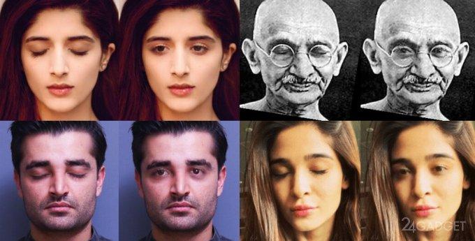 Facebook научился открывать людям глаза (2 фото)