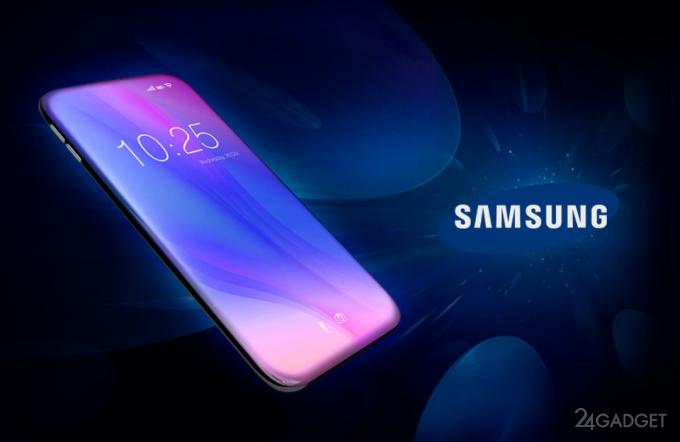 Samsung отказывается от одной из биометрической системы защиты (3 фото)