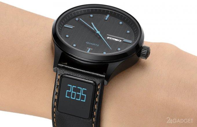 Обычные часы превратятся в умные с strapSWAP (4 фото + видео)