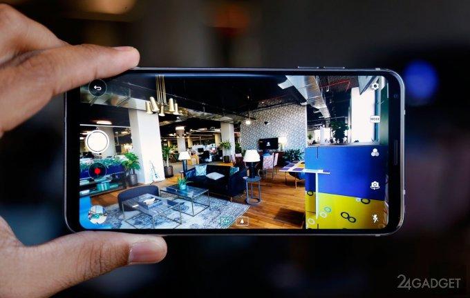 LG V40 получит рекордное количество камер (3 фото)