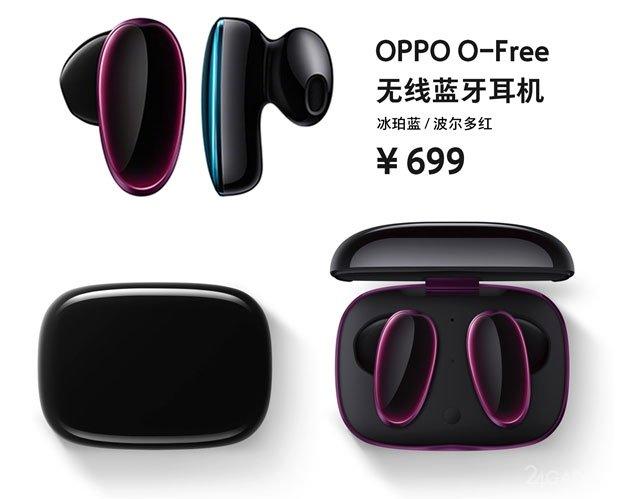 Аналог AirPods от Oppo обойдётся в $105 (6 фото)