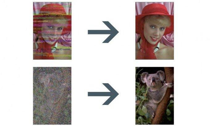 Нейросеть от NVIDIA умеет чистить фотографии от шумов (3 фото)