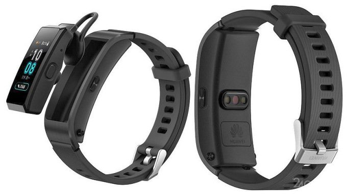 Huawei TalkBand B5 — гибрид гарнитуры и умного браслета (5 фото)