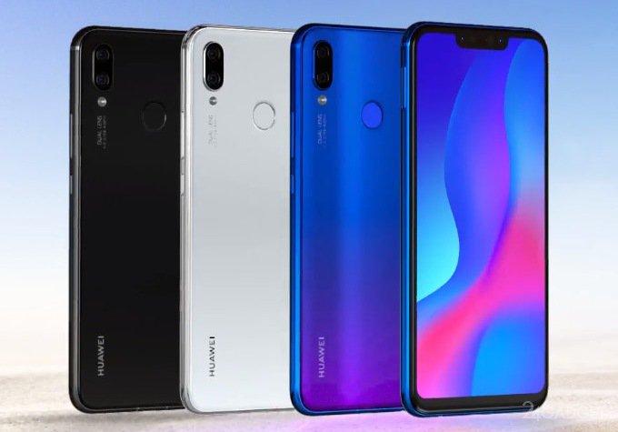 Huawei объявил стоимость Nova 3 и представил Nova 3i с новым процессором (9 фото)