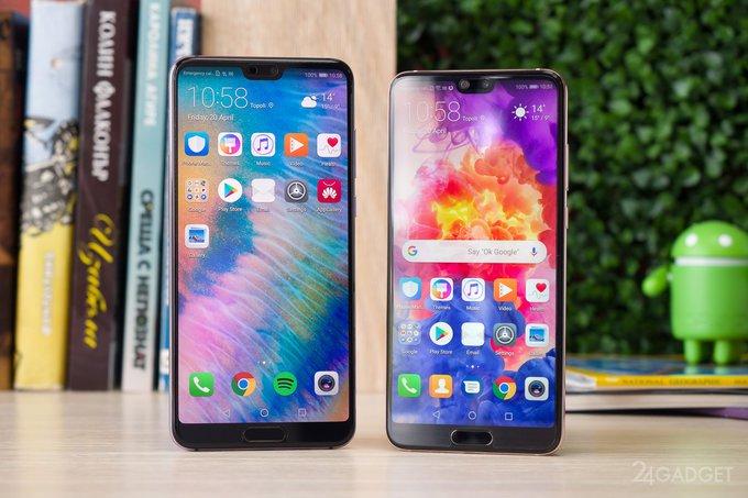 Huawei избавит свои смартфоны от