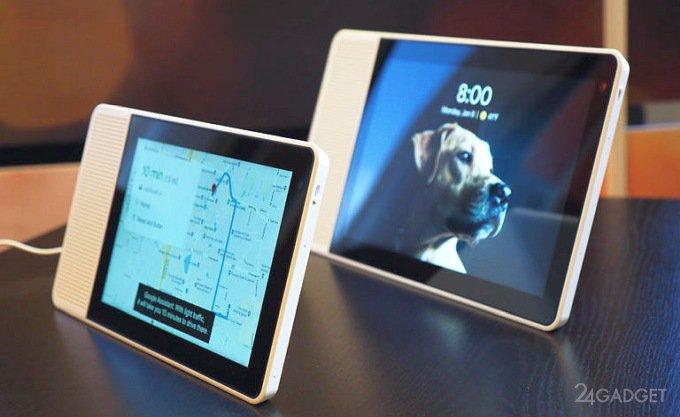 Smart Display — «умный» экран с помощником Google Assistant (21 фото + 2 видео)