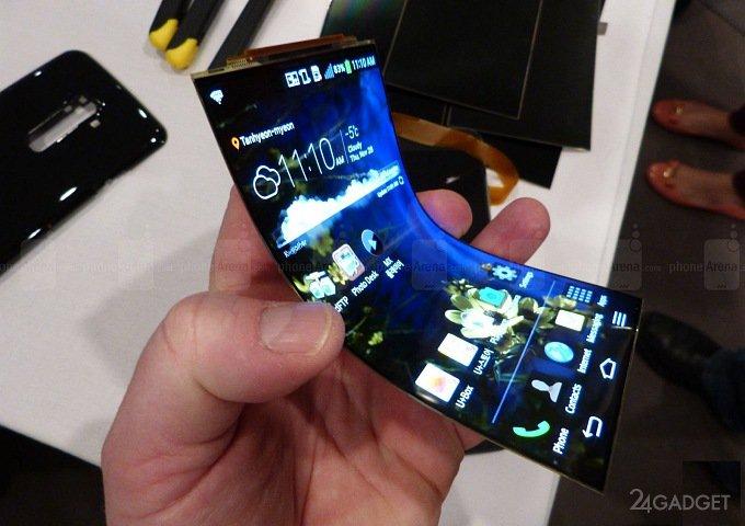 Oppo и Xiaomi выпустят «бюджетные» гибкие смартфоны (2 фото)