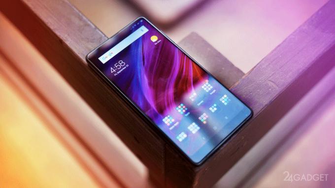 Дизайн очередного флагмана Mi Mix от Xiaomi изменился (6 фото)