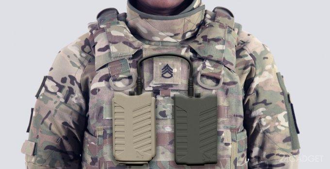 Pitbull – компактный военный истребитель беспилотников (2 фото + видео)