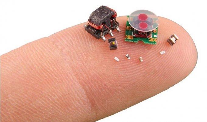 DARPA всерьёз занялась минироботами