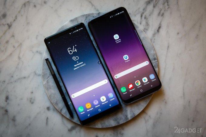 Линейки Note и Galaxy S от Samsung будут объединены в одну (2 фото)