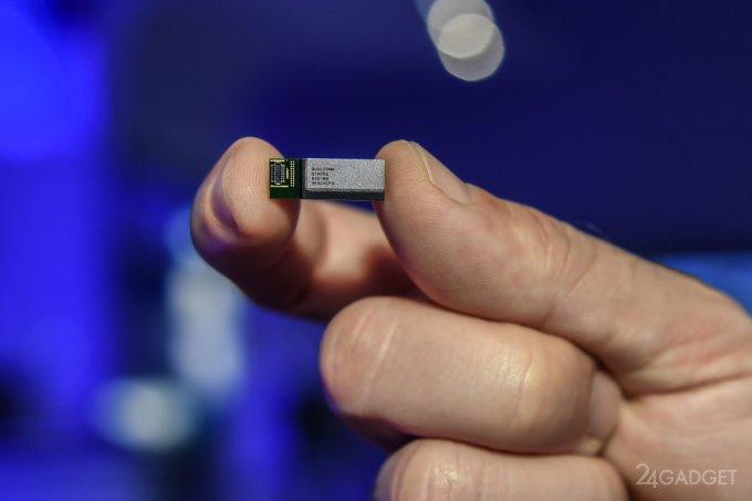 Qualcomm представил первый 5G-модуль для смартфонов (3 фото)