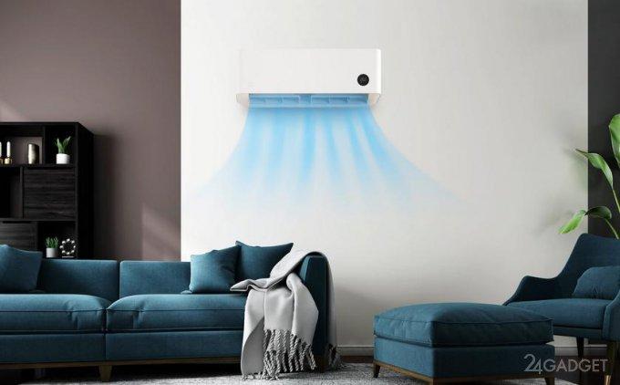 Mijia Internet Air Conditioner: смарт-кондиционер от Xiaomi за $295 (6 фото)
