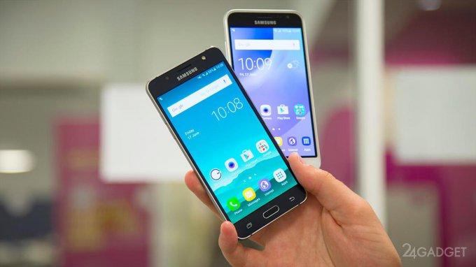 Samsung распрощается с бюджетными сериями Galaxy On, Galaxy J и Galaxy C