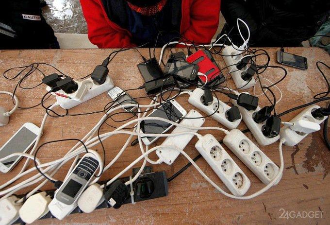 ЕС настаивает на переходе к универсальной зарядке для смартфонов