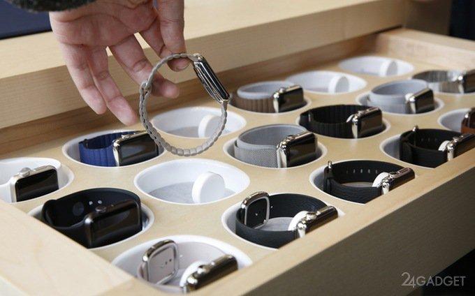 Apple зарегистрировала 6 новых версий Apple Watch (2 фото)