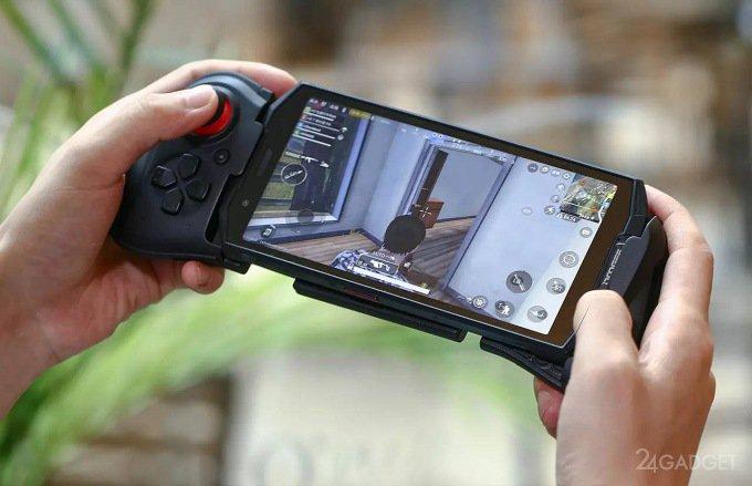 Игровой смартфон Doogee S70 готов к вспышкам гнева геймеров (11 фото + видео)