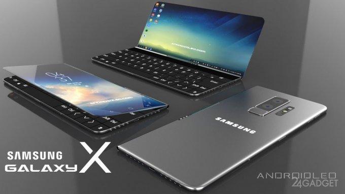 Samsung ускорит выпуск складного смартфона из-за возросшей конкуренции