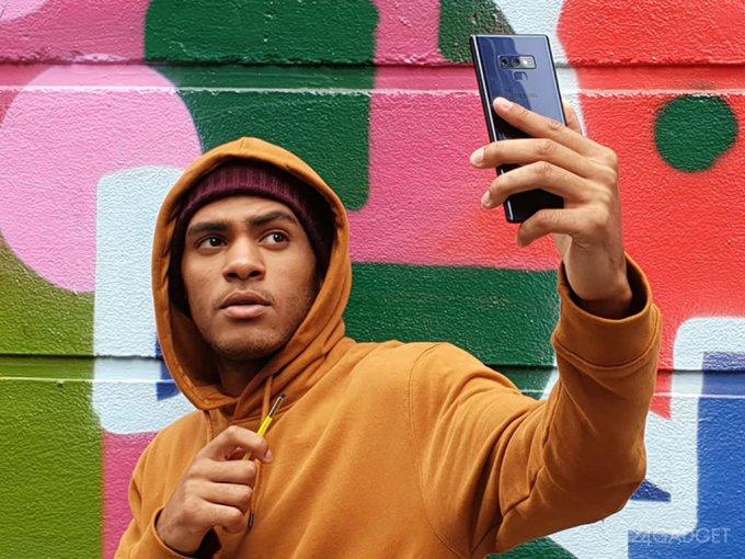 Samsung Galaxy Note 9 проверили на автономность (3 фото)