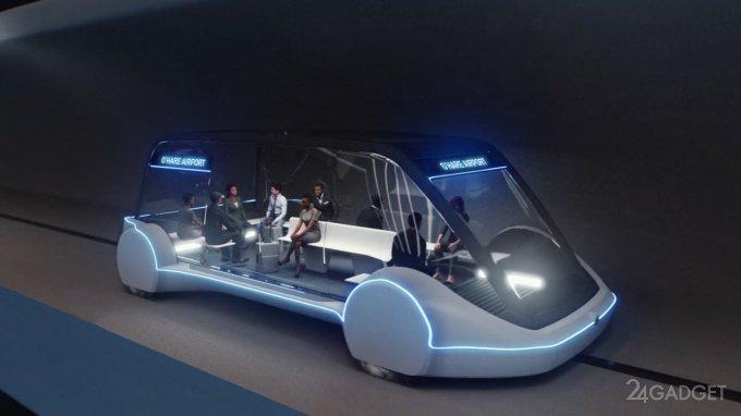 Илон Маск построит ещё один тоннель в Лос-Анджелесе (3 фото)