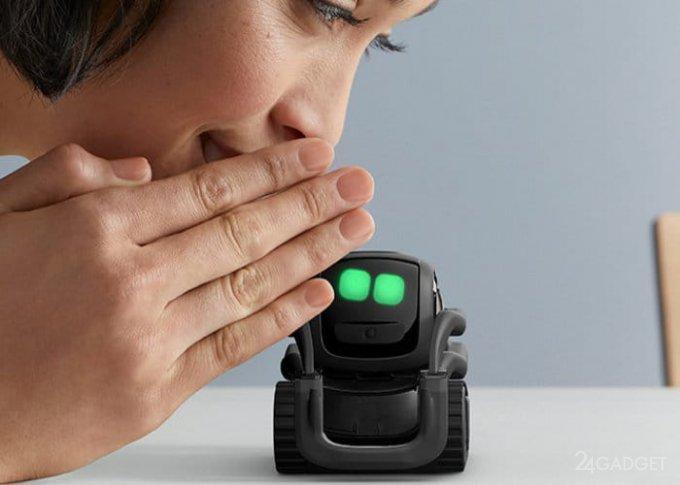 Vector — эмоциональный робот-компаньон (9 фото + видео)