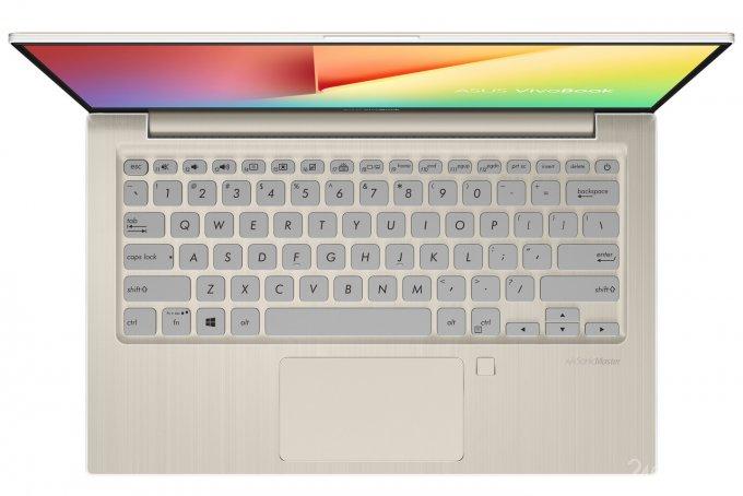 VivoBook S13 — новый ноутбук с тонкой рамкой от ASUS (2 фото)