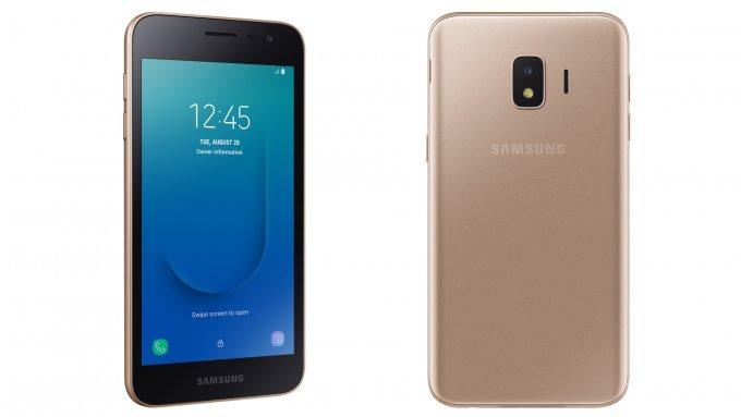 Samsung выпустил свой бюджетник Galaxy J2 Core (2 фото)