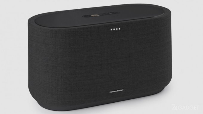 Harman Kardon Citation 500: 200-ваттная смарт-колонка с Google Assistant