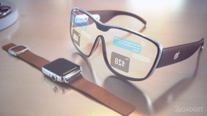 Apple стала на шаг ближе к выпуску собственных AR-очков (2 фото)