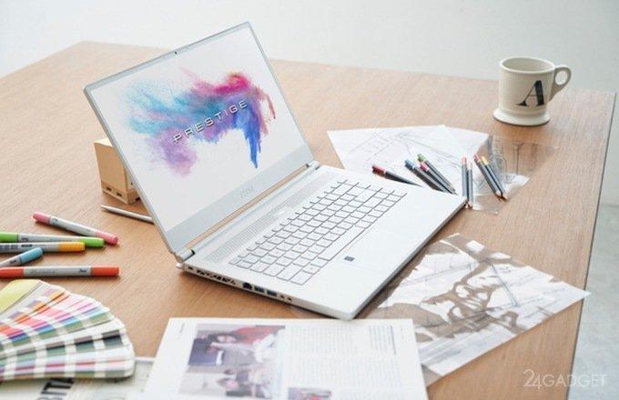 MSI P65 Creator — ноутбук для людей творческих профессий и геймеров (6 фото + видео)