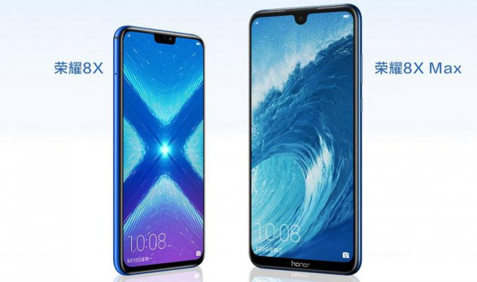Honor 8X и 8X Max — большие смартфоны по доступной цене (7 фото)