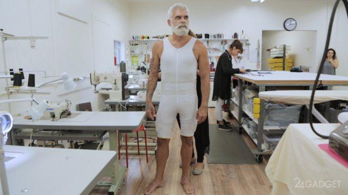 Powered Clothing – нижнее белье стало роботизированным