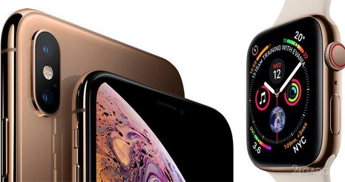 Apple отметил неожиданный интерес к «умным» часам