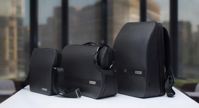 Многофункциональный рюкзак Lumzag – мечта гаджетомана